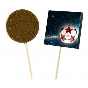 Lizaki Futbol 50mm w op. Kartonowym