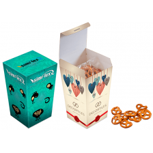 Pretzels in Box 90g