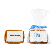 Business Card Cookie