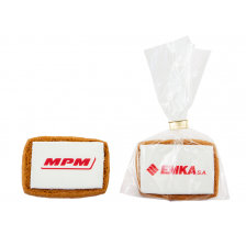 Large Business Card Cookie