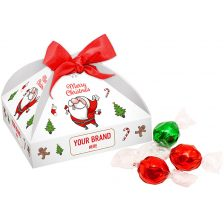 Christmas Chest with Pralines
