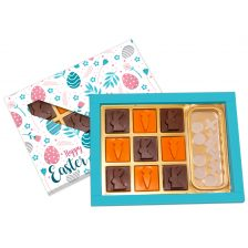 Easter Tic Tac Toe Chocolate Box 20.47