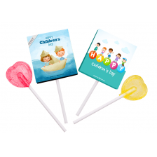 Mini Lollipops in Boxes
