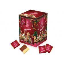 Advent Calendar with Belgian Chocolates