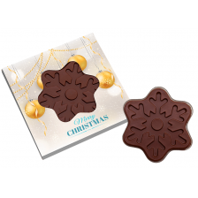Snowflake Chocolate
