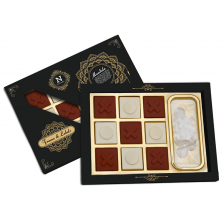 Tic Tac Toe Chocolate Box