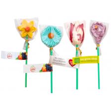 Flower Lollipops 11.12