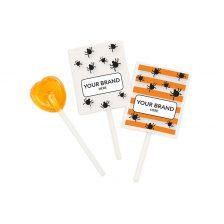 Lollipops in Paper Bags