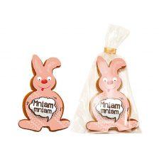 Happy Easter Bunny Cookie 09.44