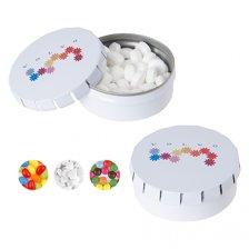 Mint Pills in Click-Clack XL Tin 18.09