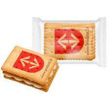 Sandwich Cookie in Flowpack 09.02