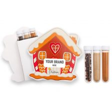 House with Christmas Spices 21.95
