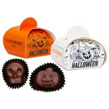 Halloween Chocolates in Coffer Boxes 03.18