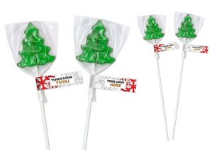 Christmas Tree Lollipop Mini 11.23