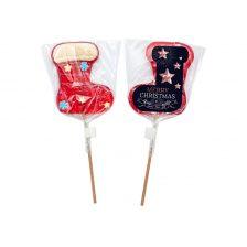 Christmas Sock Lollipop 11.25