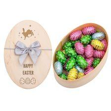 Wooden Easter Egg 20.70